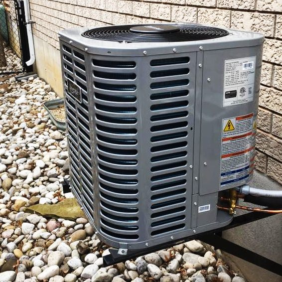 Residential Air Conditioning HVAC