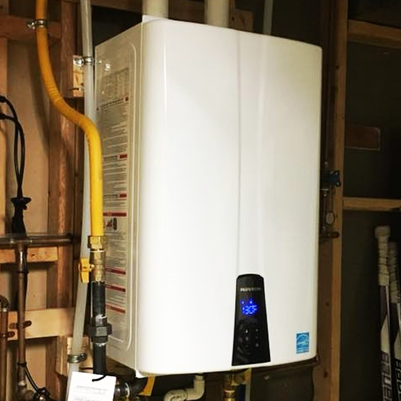 HVAC, and gas rental services