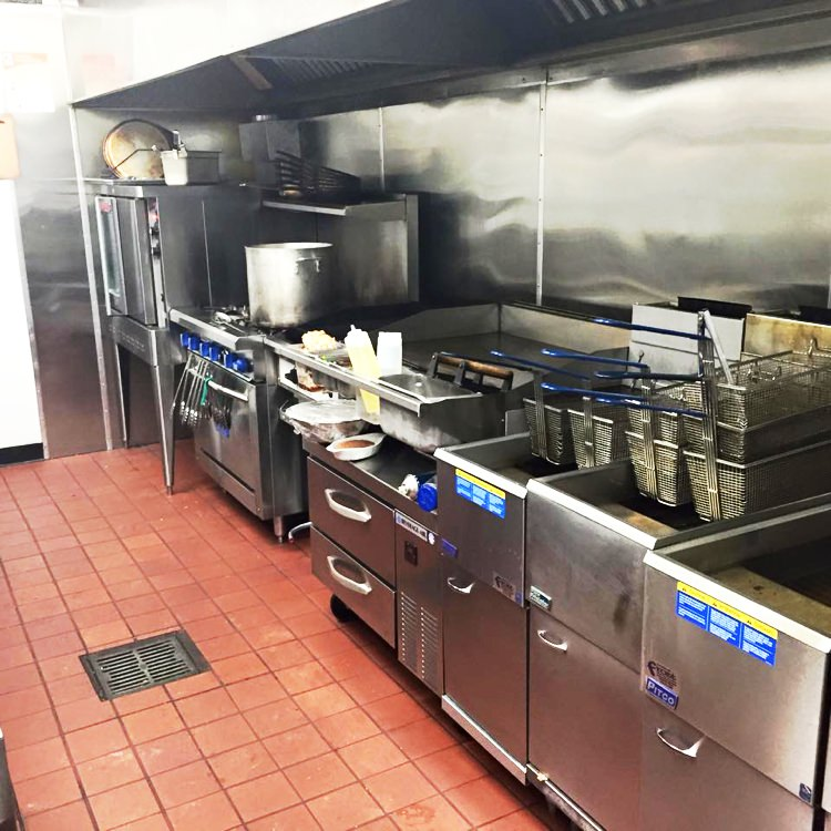 Restaurant equipment supply and repairs